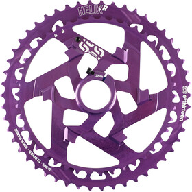 e*thirteen Helix Race Upper Sprocket 12-speed Aluminium, eggplant